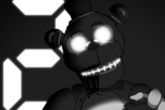 No. 2 Five nights at Freddys